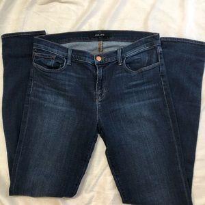 J Brand Skinny Oblivion Jeans